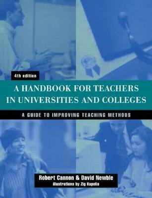 A HANDBOOK FOR TEACHERS IN UNIV. & COLLEGES 4 ED image
