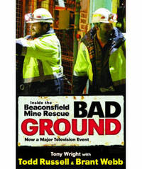 Bad Ground by Tony Wright