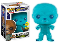 Universal Monsters - Wolfman (Moonlight) Pop! Vinyl Figure (LIMIT - ONE PER CUSTOMER)
