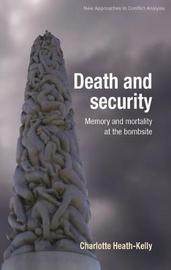 Death and Security by Charlotte Heath-Kelly