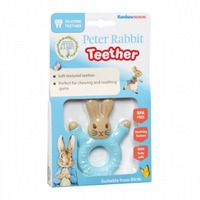 Peter Rabbit Teether