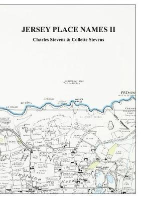 Jersey Place Names by Charles Stevens