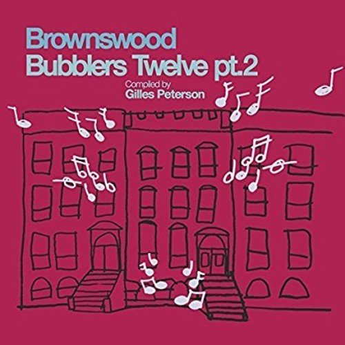 Brownswood Bubblers 12: Part 2 (LP) by Various Artists image