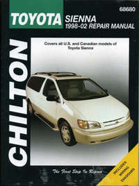 Toyota Sienna Repair Manual by Jay Storer