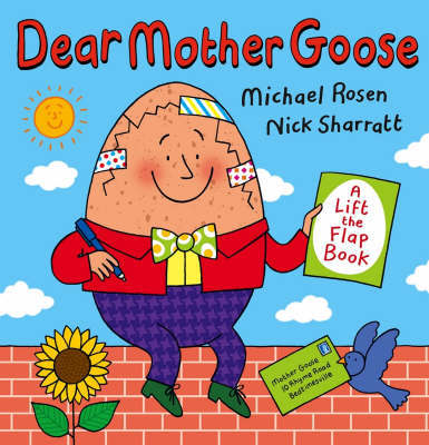 Dear Mother Goose by Michael Rosen image