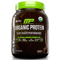 MusclePharm Plant Based Organic Protein - Chocolate (1.13kg)