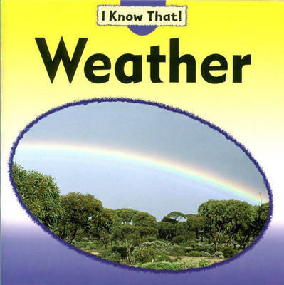 Weather by Claire Llewellyn