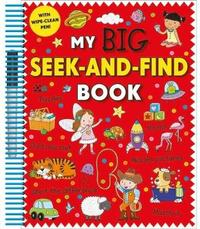 My Big Seek and Find Book by Roger Priddy