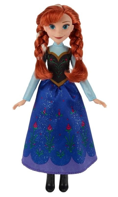 Disney's Frozen: Classic Fashion Doll - Anna