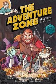 The Adventure Zone by Carey Pietsch