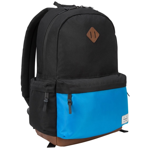 "Targus: 15.6"" Strata II Backpack - Black/Blue"