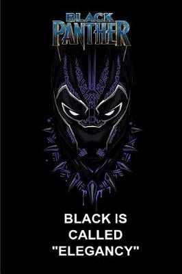 "Black Panther Black Is Called ""Elegancy"" by Kate Pears"