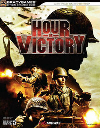 Hour of Victory Official Strategy Guide by Doug Walsh image