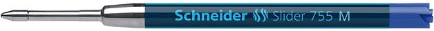 Schneider: Slider 755 Ballpoint Refill - Blue (M)