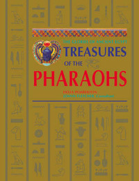 Treasures of the Pharaohs by Delia Pemberton image