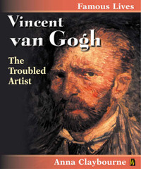 Vincent Van Gogh by Anna Claybourne image