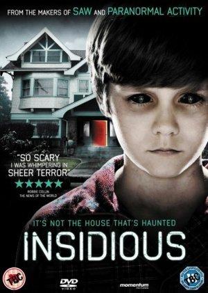 Insidious on DVD image