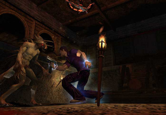 Vampire: The Masquerade - Bloodlines for PC Games image