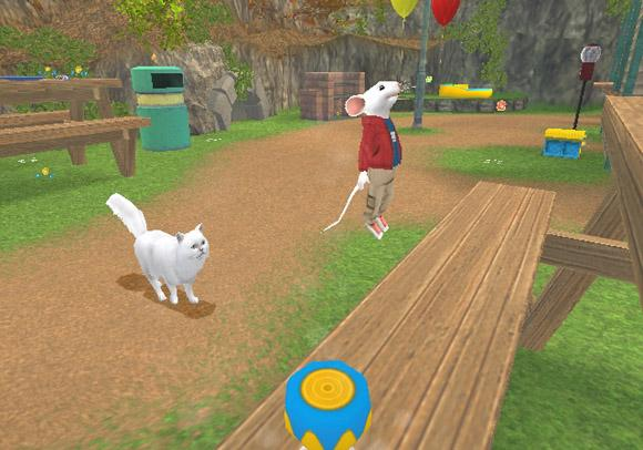 Stuart Little 3: Big Photo Adventure for PlayStation 2 image
