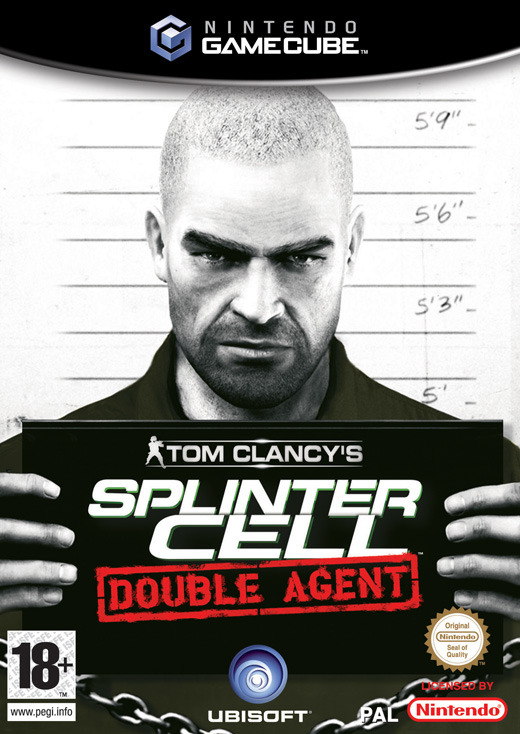 Tom Clancy's Splinter Cell: Double Agent for GameCube