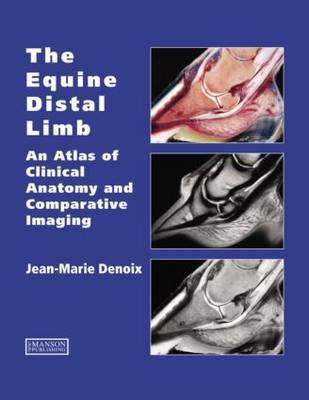 The Equine Distal Limb by Jean-Marie Denoix image