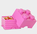 LEGO Storage Brick 4 (Pink)