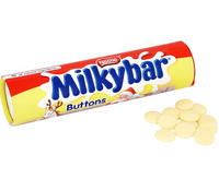 Nestle - MilkyBar Buttons Giant Tube (100g)