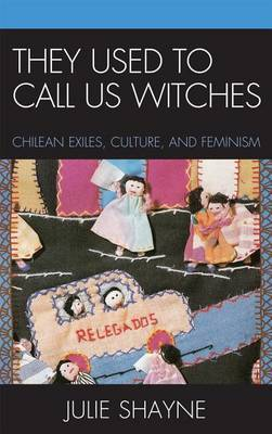They Used to Call Us Witches by Julie D Shayne