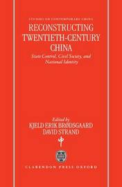 Reconstructing Twentieth Century China image