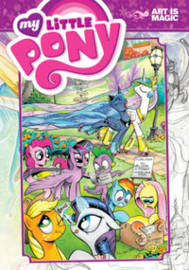 My Little Pony Art Is Magic! Volume 1 by N/A