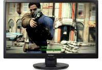 "24"" ViewSonic Widescreen LED Monitor"