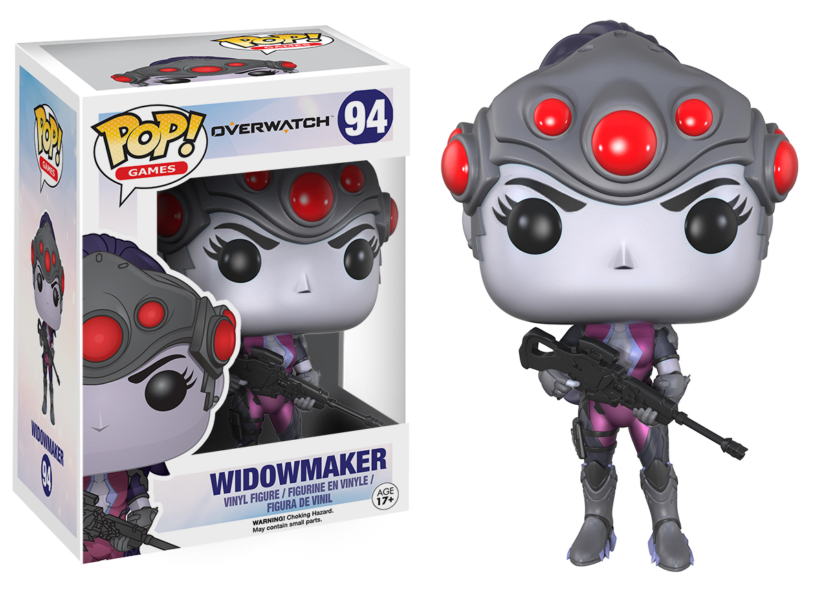 Overwatch – Widowmaker Pop! Vinyl Figure image