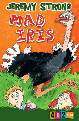 Mad Iris by Jeremy Strong