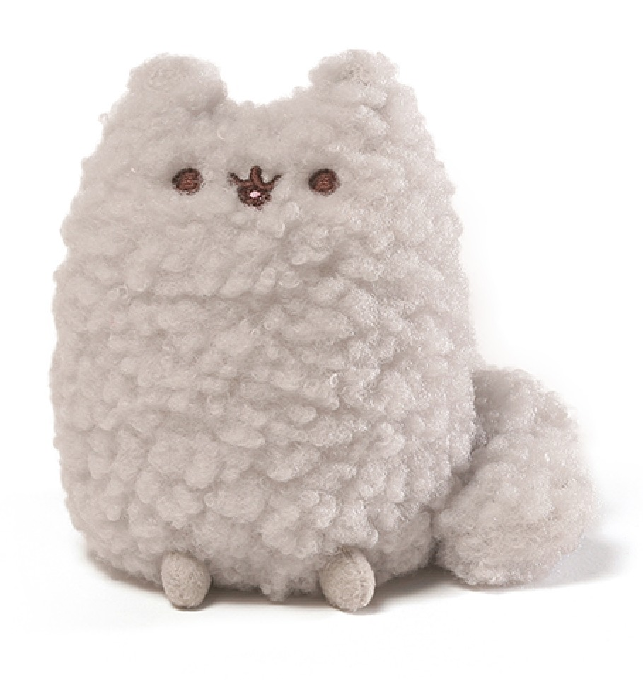 Pusheen the Cat: Stormy Plush (Small) image