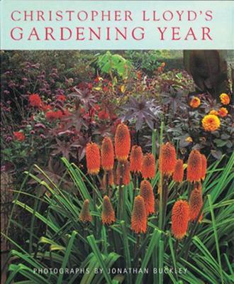 Christopher Lloyd's Gardening Year by Christopher Lloyd image