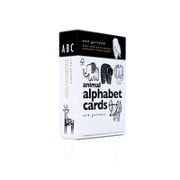Wee Gallery: Alphabet Art Cards For Baby