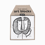 Wee Gallery: Art Blocks - Wild
