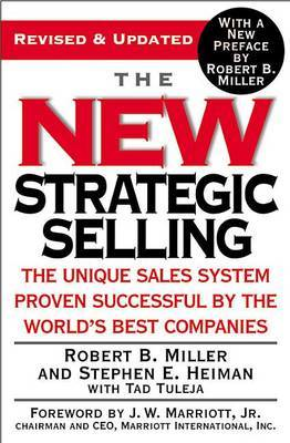 New Strategic Selling by R Miller image