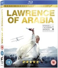 Lawrence Of Arabia on Blu-ray