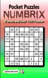 Pocket Puzzles Numbrix by Aenigmatis