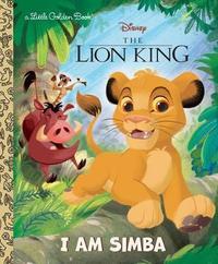 I Am Simba (Disney the Lion King) by John Sazaklis