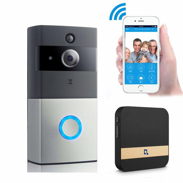 Smarthome Video Security Home Doorbell