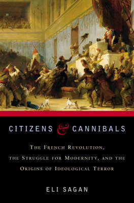 Citizens & Cannibals by Eli Sagan image