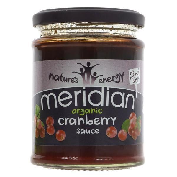 Meridian Organic Cranberry Sauce (284g)