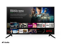 "Gorilla 43"" Smart 4K UHD LED TV"