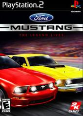 Ford Mustang for PlayStation 2