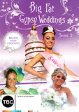 Big Fat Gypsy Weddings - Season 2 on DVD