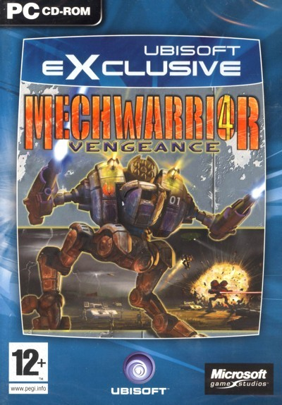 MechWarrior 4: Vengeance for PC
