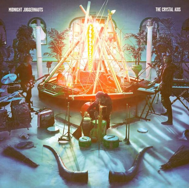 The Crystal Axis by Midnight Juggernauts