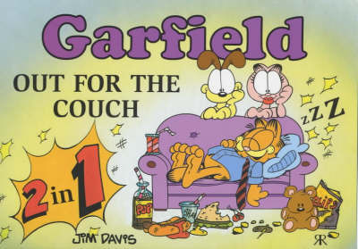 Garfield: Out for the Couch by Jim Davis